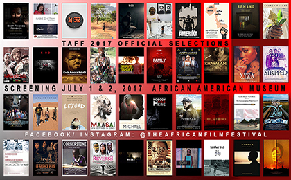 The African Film Festival